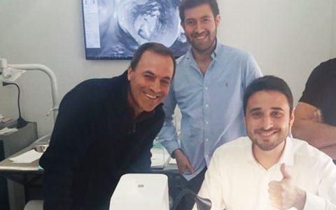 Curso de Perfeccionamiento en Odontología Digital.